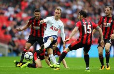 Gol Semata Wayang Eriksen Bawa Spurs Tempel Manchester di Papan Atas Klasemen