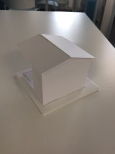 1:50 Sketch Model 2
