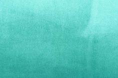 Mood Fabrics : New York Fashion Designer Discount Fabric | 300592 Aqua Solid Velvet