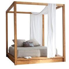 MASHstudios PCH Canopy Bed