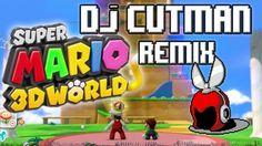Dj CUTMAN - Super Mario 3D World Hiphop Remix