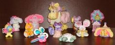 """They were stuff animals you squished into their plastic """"homes"""". I think I had one..."""