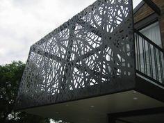 Ambientes Externos - Oben Design   Elementos Vazados