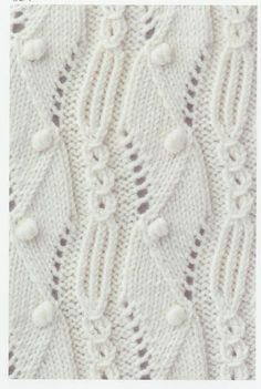 Lace knitting stitches Tutorial for Crochet, Knitting. Lace Knitting Stitches, Lace Knitting Patterns, Cable Knitting, Knitting Charts, Easy Knitting, Knitting Yarn, Stitch Patterns, Crochet Pattern, Free Pattern
