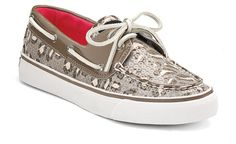 sperrys. I want some sooo bad. :/
