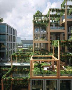 Plan Rebel by Studioninedots + Delva Landscape Architecture