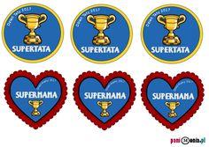 medale dla supermamy i taty