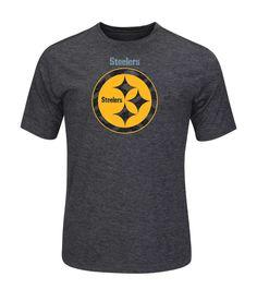 Pittsburgh Steelers Majestic Cool Base BREAKAWAY SPEED Synthetic L T-Shirt   30  Majestic  PittsburghSteelers 8c7806ec7