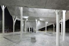 Gallery - Open-Sided Shelter / Ron Shenkin Studio - 17