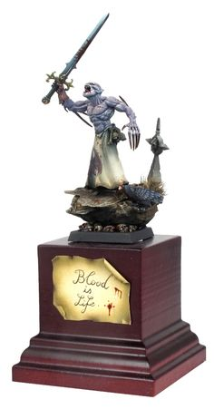 FRANCE 2012 - Warhammer Single Miniature - Demon Winner, the unofficial Golden Demon website