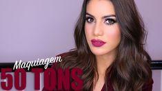 Novidades: Maquiagem 50 tons de cinza Saiba Mais em http://dicasdemaquiagem.vlog.br/maquiagem-50-tons-de-cinza/