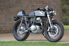 Honda CB350 Limited Edition Cafe Racer ~ Return of the Cafe Racers