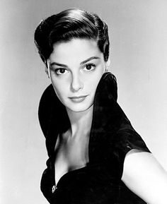 Marisa Pavan....she married, divorced, and later remarried the French actor Jean-Pierre Aumont between 1956 until his death in 2001; they had two sons.