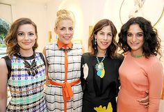 Celeb Sightings: Gillian Jacobs, Busy Philipps Toast Fashion Launch - Us Weekly