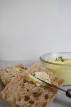 Homemade Butter - abagofflour.com