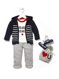Heartbreak Kid Outfit from Gap