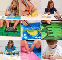 Art Lab For Kids - Susan Schwake