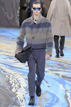 Louis Vuitton Men's RTW Fall 2014 - Slideshow