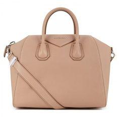 Sac à main en cuir marron clair - Givenchy | Brandalley