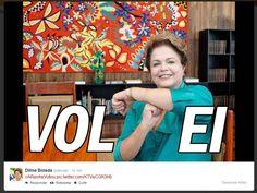 """Após """"mini-férias pós-Copa"""", Dilma Bolada volta às redes sociais - Notícias - R7 Brasil"""
