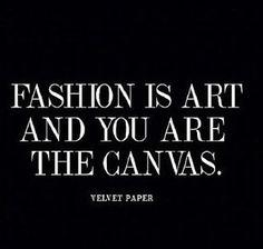 A post about fashion
