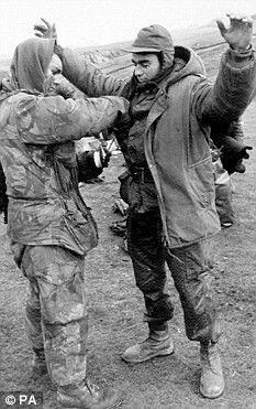 Falklands war, pin by Paolo Marzioli