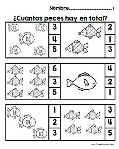Martin Luther King Jr. Math Worksheets in Spanish) Matematicas- dia ...