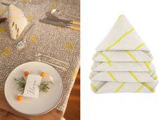 How to: Fold a Christmas tree napkin  –  Skinny laMinx