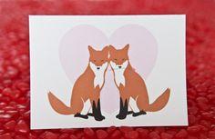 foxie pair