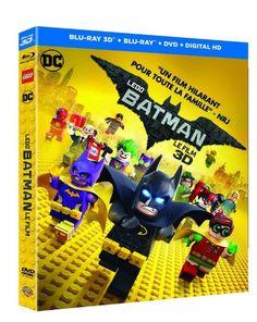 SallesObscures.com - Concours Lego Batman le Film: Gagnez des DVD, Blu-Ray, Blu-Ray 3D, 4K et des sacs collectors - Concours cinéma et gros plans - cinéma et DVD