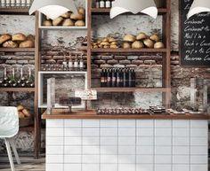 Praktik Bakery Hotel in Barcelona – Fubiz™