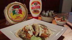 Receta para preparar camarones capeados - Ole Mexican foods