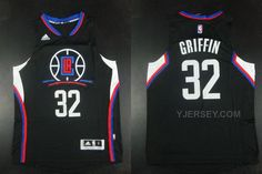 http://www.yjersey.com/nba-clippers-32-blake-griffin-black-hot-printed-jersey.html Only$37.00 #NBA #CLIPPERS 32 BLAKE GRIFFIN BLACK HOT PRINTED JERSEY Free Shipping!