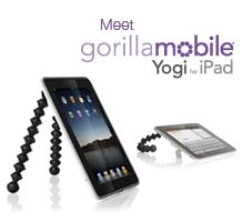 Yogi iPad - iPad everywhere