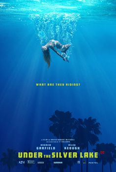 Under the Silver Lake (2018) #54, 7/14