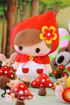 Ei Menina!: Chapeuzinho Vermelho