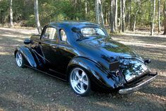 1938 CHEVROLET MASTER DELUXE COUPE - Barrett Jackson Auction, Collector Cars, Hot Rods, Chevrolet, Cutaway