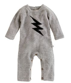 Gift Guide: Oeuf Baby Lightening One Piece, J.Crew Baby
