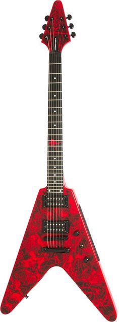 Epiphone by Gibson Jeff Waters Annihilation-II Flying V