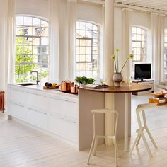 Harvey Jones kitchen | Kitchen-diner ideas - 10 of the best | housetohome.co.uk