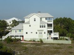 Loved staying at Cape Bliss in Cape San Blass, FL  -- Such a beautiful and huge home with its own elevator and it's PET FRIENDLY!