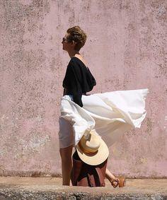 Why Tilda Swinton Should Be Your Summer Style Guru #refinery29  http://www.refinery29.com/film-summer-a-bigger-splash-style