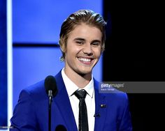 Singer Justin Bieber appears onstage at the Comedy Central Roast of Justin Bieber at Sony Studios on March 14, 2015 in Culver City, California.