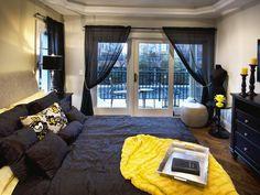 Eclectic Bedrooms from Vanessa DeLeon on HGTV