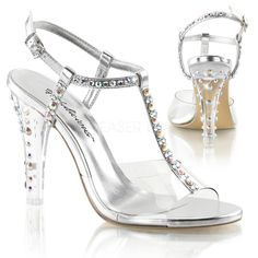7 Best Cinderella Shoes & Glass Slippers images   Clear