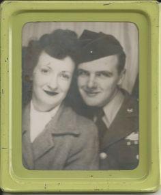 Arlene & Everett photo booth