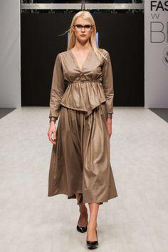 Anna-Maria Eglit, Printemps/Eté 2017, Minsk, Womenswear