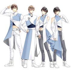 Tsukiuta The Animation, Photo Book, Boy Fashion, Princess Zelda, Singer, Actors, Model, Style, Anime Guys