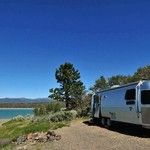 Rocky Point Campground at Eagle Lake in Susanville, Calif. Private Campgrounds, Eagle Lake, Best Places To Camp, Rv Sites, Rocky Point, Secret Places, Recreational Vehicles, Camping, California