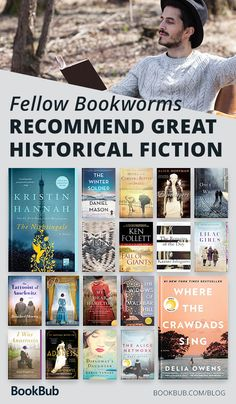 26 Ridiculously Good Historical Fiction Books, According to Readers - Book Club Books - Livre Best Books To Read, I Love Books, Good Books, My Books, Book Club Books, Book Nerd, Book Lists, Reading Lists, Book Suggestions